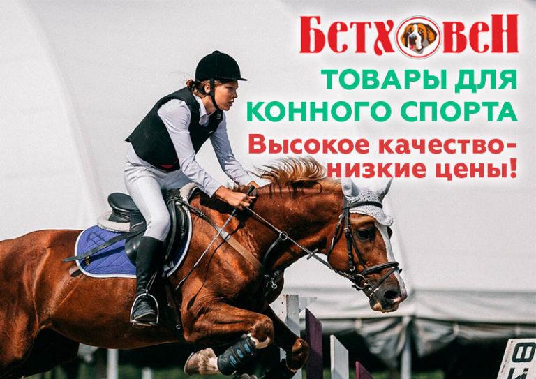 конный спорт скидки